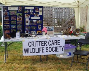 Critter Care Wildlife Society